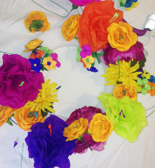 How-To: DIY Fiesta Wreath