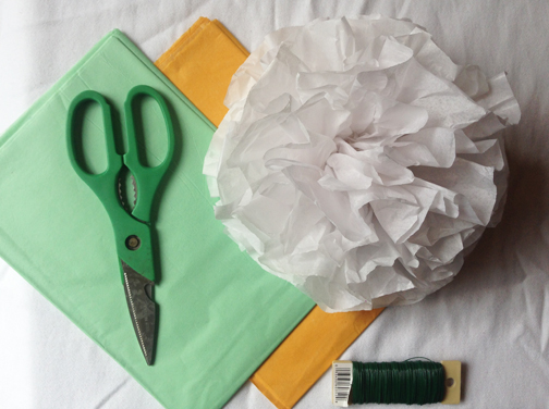 How-To: DIY Paper Flowers