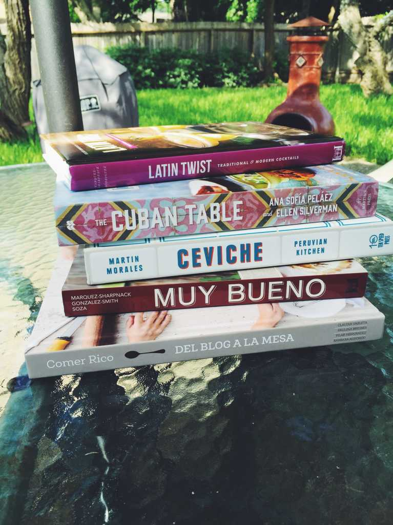Reading List: 5 Amazing Latino Cookbooks + GIVEAWAY!