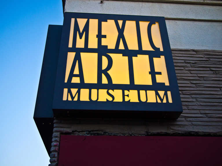 Texas Destinations: A Day at Mexic-Arte Museum in Austin