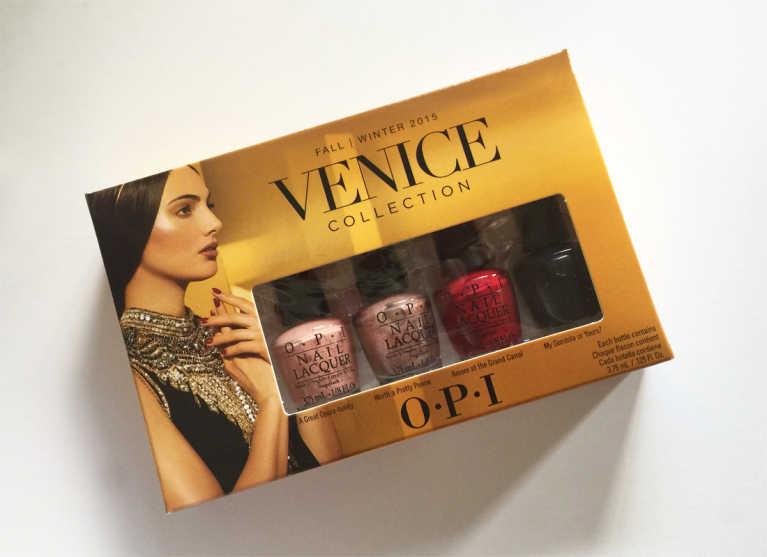 New Fall Nail Shades: OPI Venice Collection