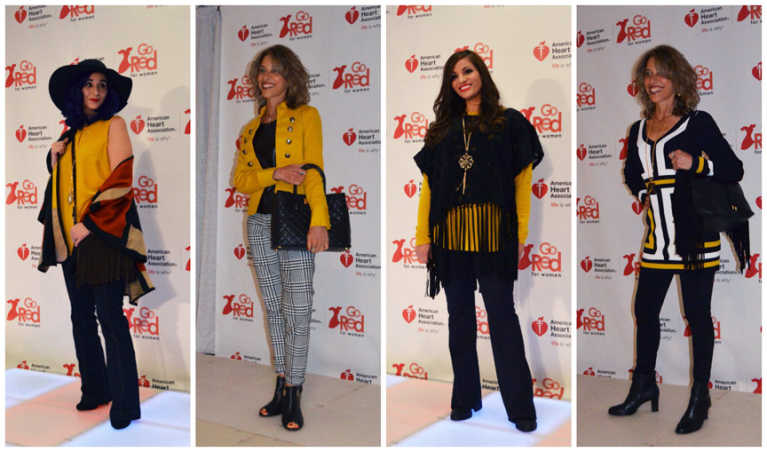 Survivor Style: Red Heart Collection Fashion Show at Macy's at the Shops at La Cantera