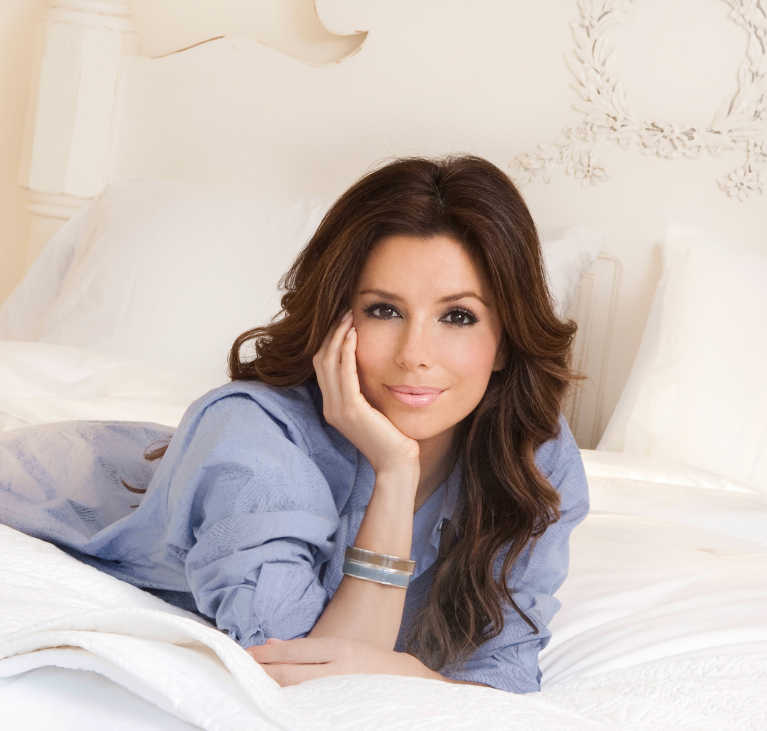 Interview: Eva Longoria Debuts New Home Collection + Giveaway!