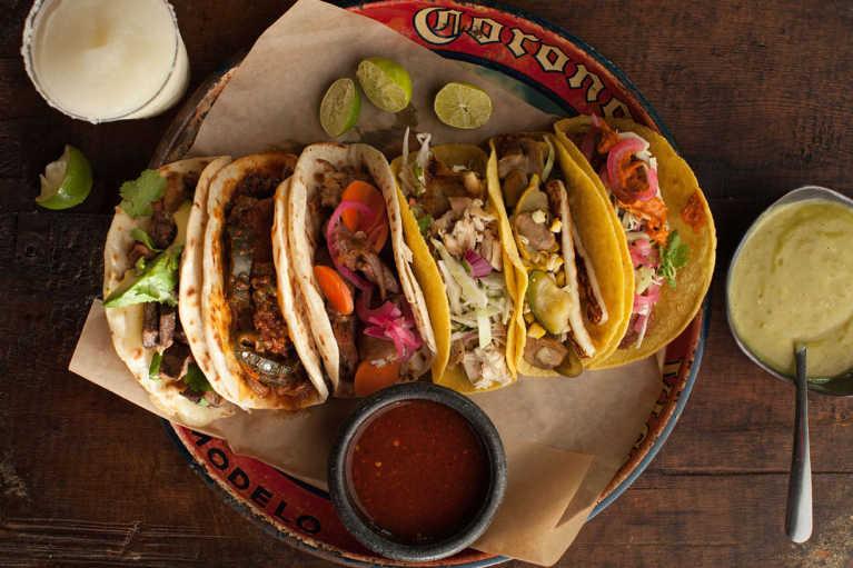 Market Square Restaurant Viva Villa Taquerilla Offers Revolutionary Tacos