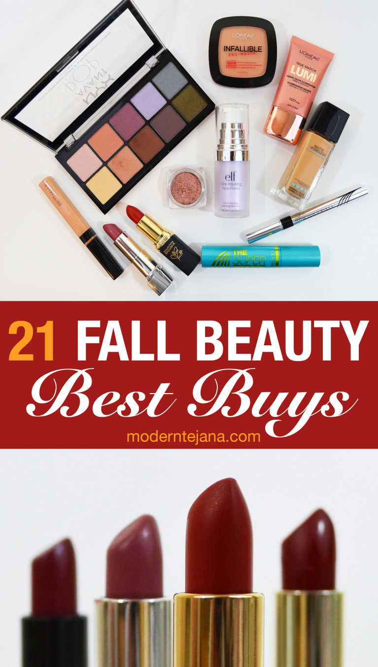 The 21 Fall Beauty Best Buys at HEB
