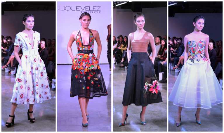 Fashion Week San Antonio: DUQUEVELEZ
