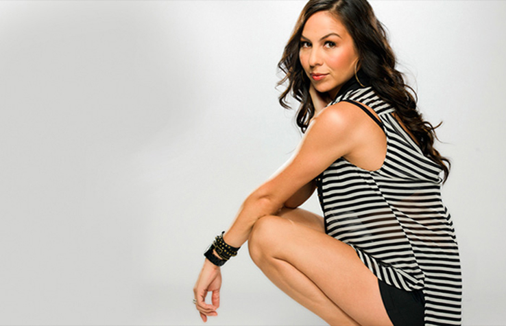 Gold Plated Dreams: Anjelah Johnson, aka Bon Qui Qui, is coming to San Antonio