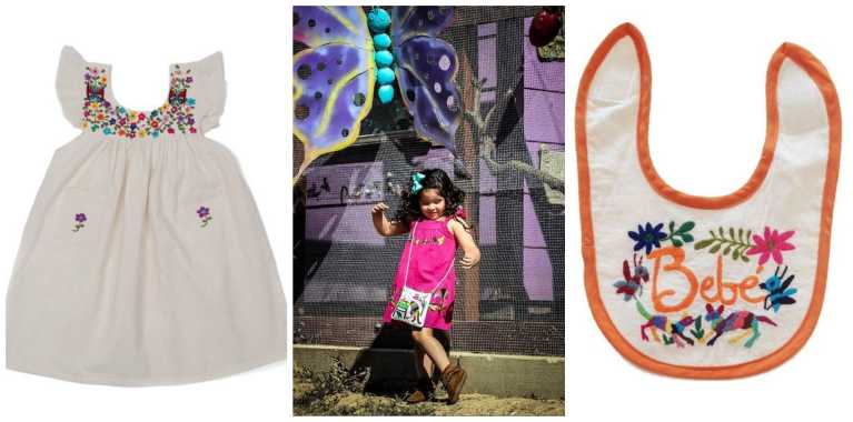 Qué Lindos: Cute, Cool and Fun Latino Baby Wear