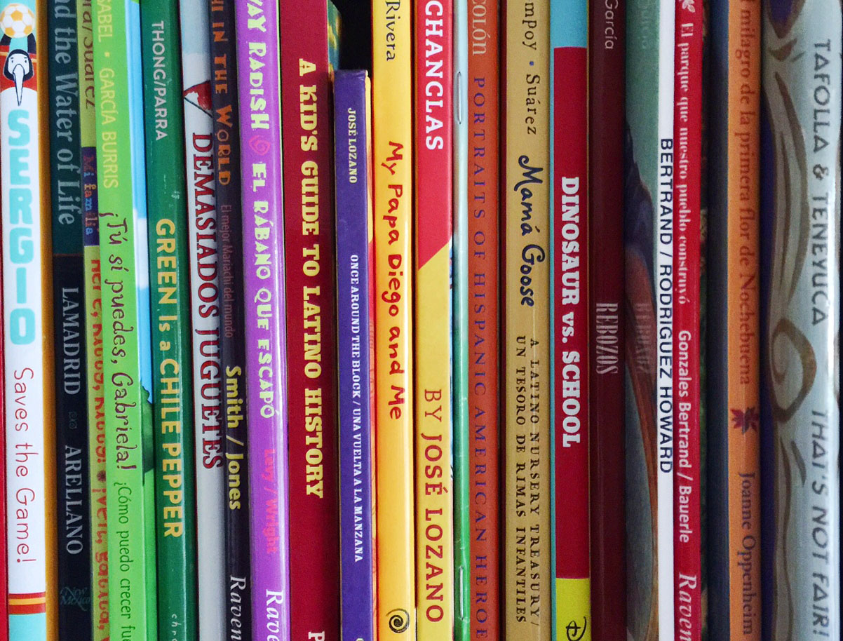 Books for Hispanic Heritage Month