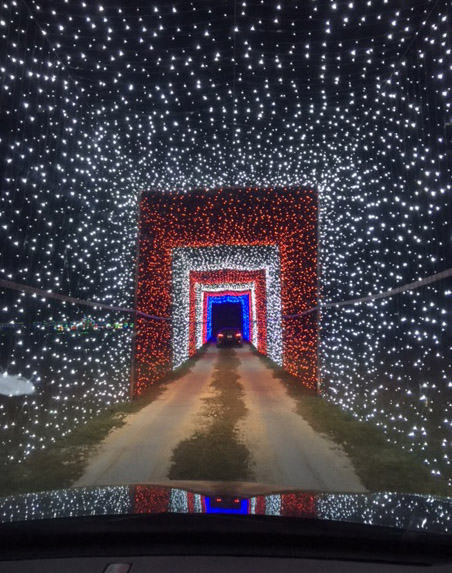 Holiday at the Ranch: Christmas Light Fest at the Don Strange Ranch