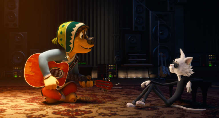 Celebrating Music Dreams with Rock Dog